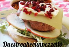 La cucina di Due streghe e un pezzetto -Cheeseburger